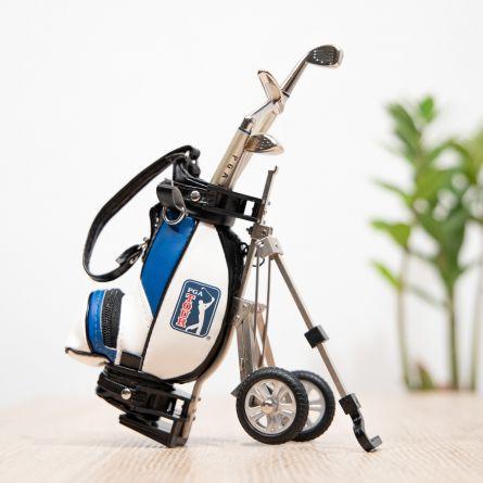 Das Golf-Set für den Schreibtisch