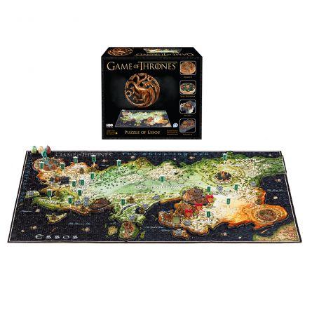 Game of Thrones 4D Puzzle Essos