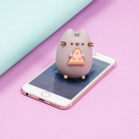 Pusheen Mini Bluetooth-Lautsprecher Pizza