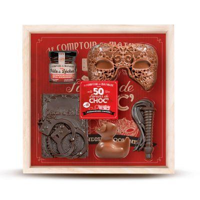 Essen & Trinken - 50 Shades Of Chocolate