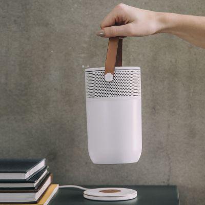 Geschenk für Freund - aGlow Lautsprecher-Leuchte mit Bluetooth