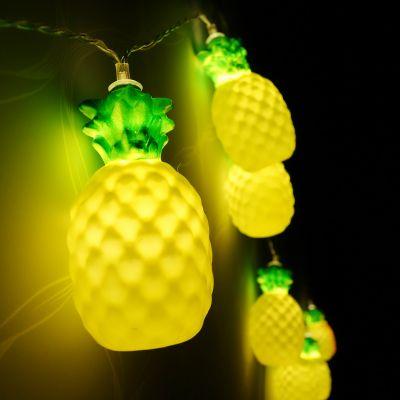 Beleuchtung - Ananas Lichterkette