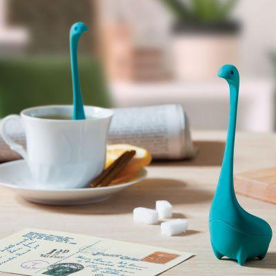 Ostergeschenke - Baby Nessie Tee-Ei