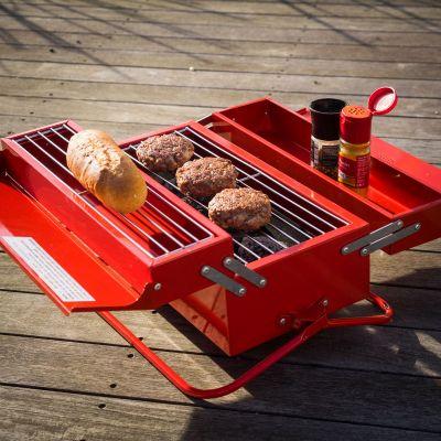 Vatertagsgeschenke - Werkzeugkasten Grill