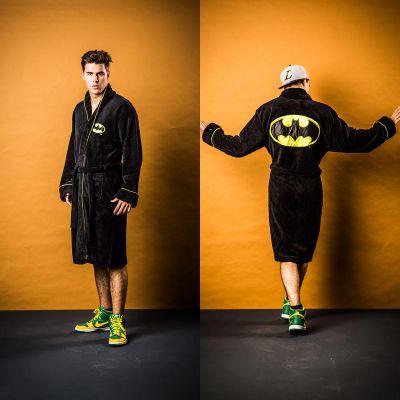Geschenk für Freund - Batman Bademantel