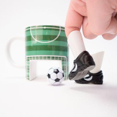 Tassen & Gläser - Fußball Kaffeebecher