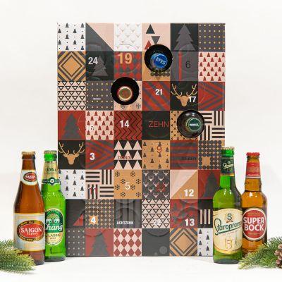 Essen & Trinken - Biere der Welt Adventskalender