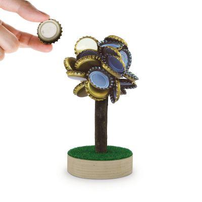 Ostergeschenke - Magnetischer Bierbaum