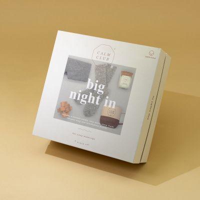 Wohnen - Big Night In Daheimbleib-Set