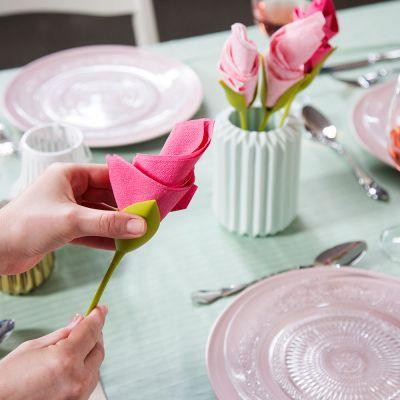 Küche & Grill - Bloom Serviettenhalter 4er-Set
