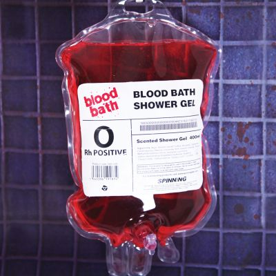 Geschenkideen - Blut Duschgel