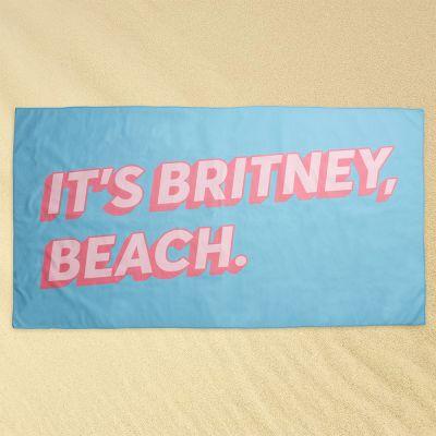 Sommer - Britney Beach Strandtuch