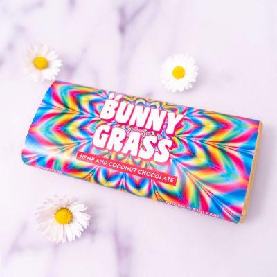 Süßigkeiten - Bunny Grass Hanf Schokolade