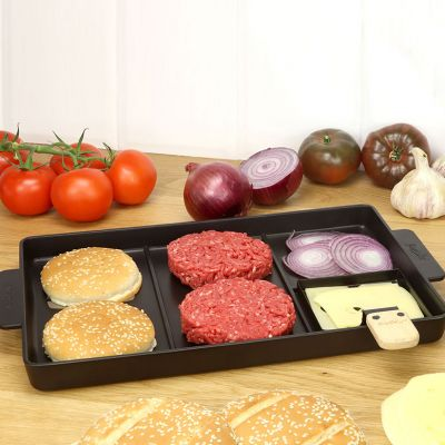 Burger Chef Spezial-Grill