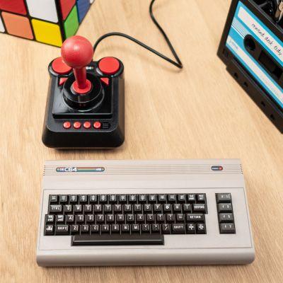Computer & USB - C64 Mini-Spielekonsole