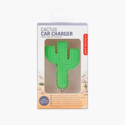 Gadgets - Kaktus-Ladegerät fürs Auto
