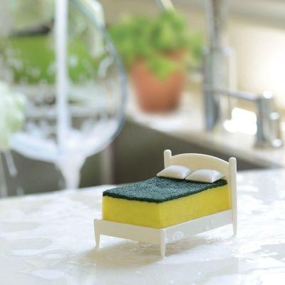 Ostergeschenke - Clean Dreams Küchenschwammhalter