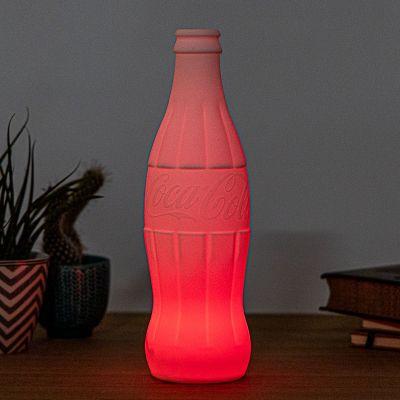 Wohnen - Coca Cola Leuchte
