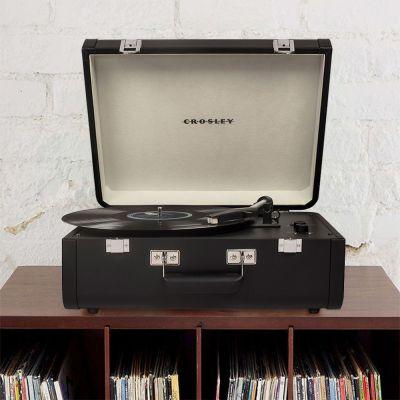 Lautsprecher & Headsets - Crosley Portfolio Plattenspieler mit Bluetooth & USB