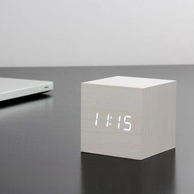 Uhren - Cube Click Clock
