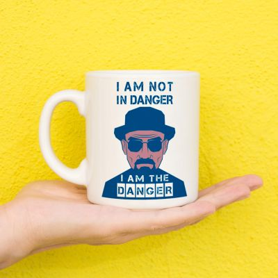 Film & Serien - Tasse I Am The Danger