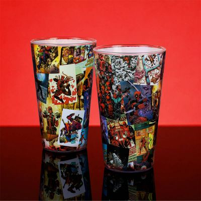 Tassen & Gläser - Deadpool Trinkglas