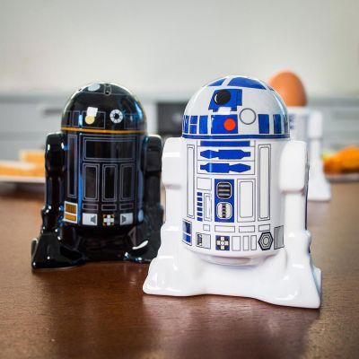 Star Wars - Star Wars R2D2 & R2Q5 Salz- und Pfefferstreuer