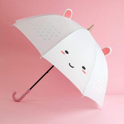 Ostergeschenke - Elodie Einhorn LED-Regenschirm mit Farbwechsel