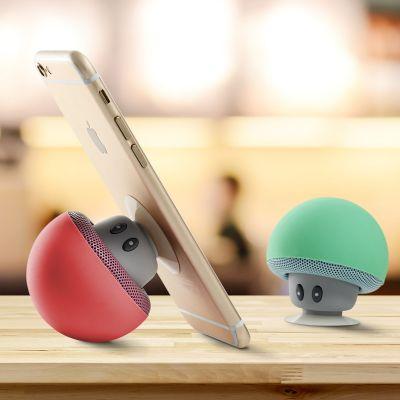 Lautsprecher & Headsets - Champignon Bluetooth Lautsprecher