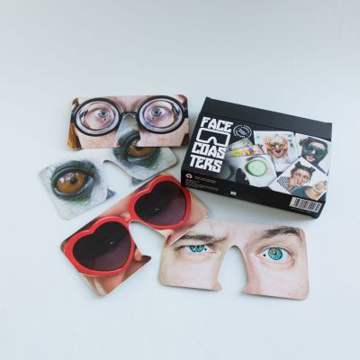 Spiel & Spass - Total Lustige Gesichtsmasken