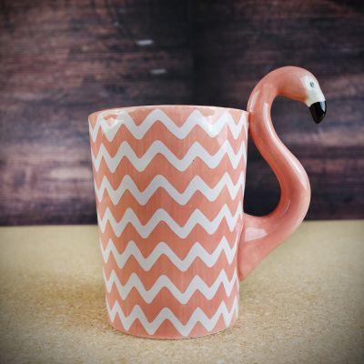 Flamingo Tasse