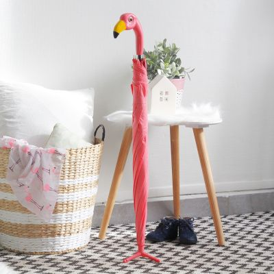 Draußen - Flamingo Regenschirm