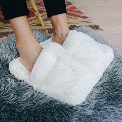 Weihnachtsgeschenke für Freundin - Fußmassage-Gerät aus Plüsch