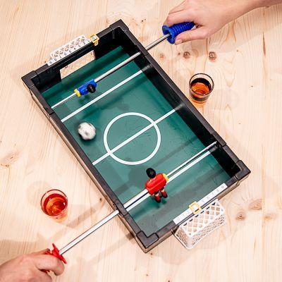 Geschenk für Freund - Tischfussball Trinkspiel