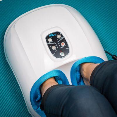 Weihnachtsgeschenke für Mama - Fußreflexzonen Massagegerät Fuss Fit Maxx