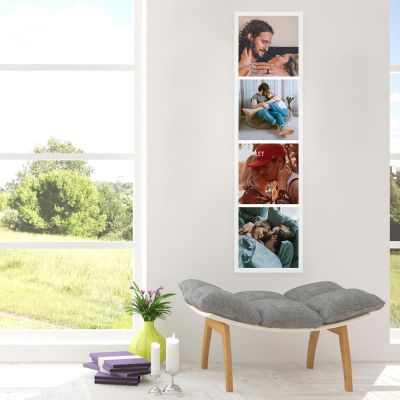 Abschiedsgeschenk - Personalisierbares Fotostrip Poster