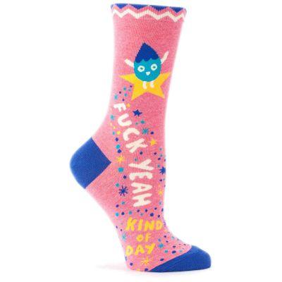 Homewear - Fuck Yeah! Socken für sie