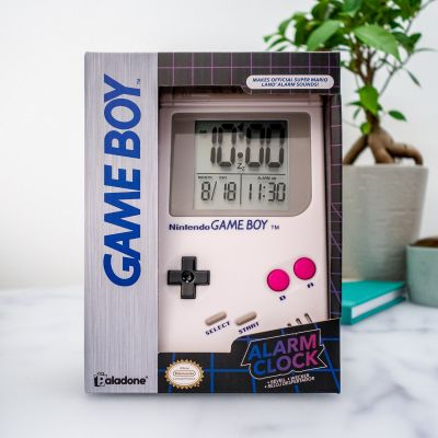 Retrokram - Game Boy Wecker