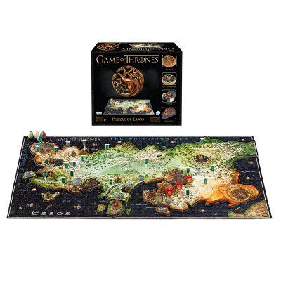 Spiel & Spass - Game of Thrones 3D Puzzle Essos