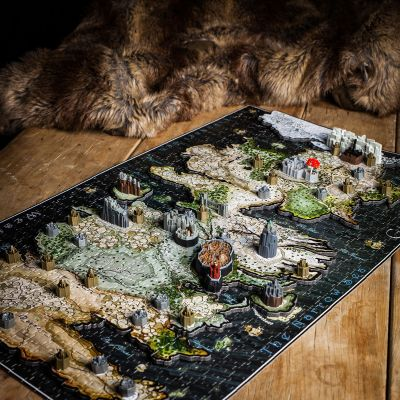 Game Of Thrones - Game of Thrones 4D Puzzle