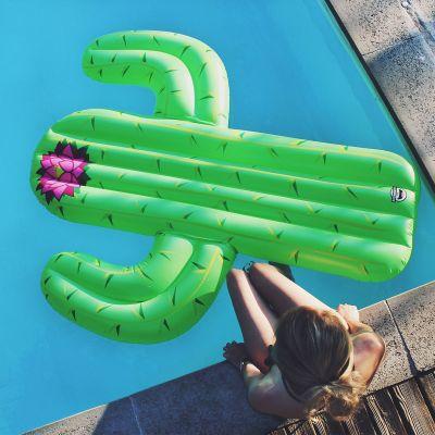 Sommer - Aufblasbarer Riesen Kaktus