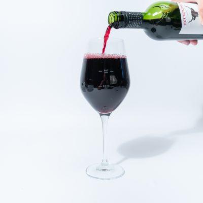 Tassen & Gläser - Stimmungs-Weinglas