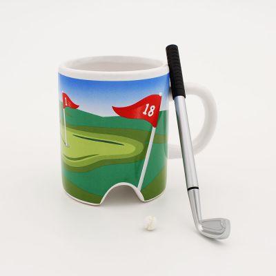 Ostergeschenke - Golf Tasse