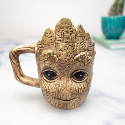 Film & Serien - Guardians Of The Galaxy Groot Tasse