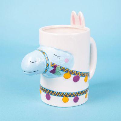Tassen & Gläser - Glückliches Lama Tasse