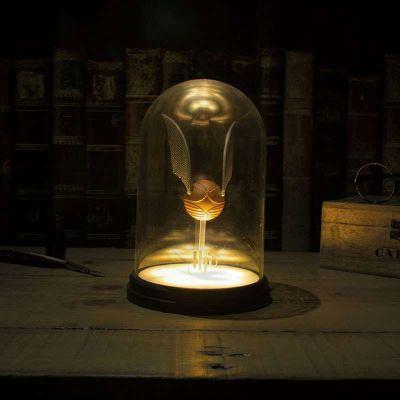 Harry Potter - Goldener Schnatz Leuchte