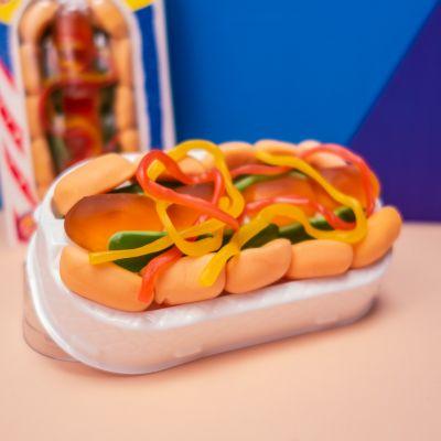 Süßigkeiten - Candy Hot Dog