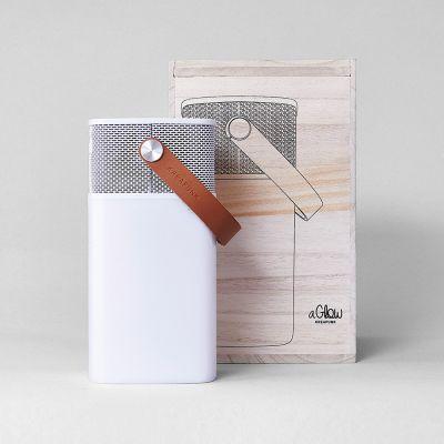 Lautsprecher & Headsets - aGlow Lautsprecher-Leuchte mit Bluetooth