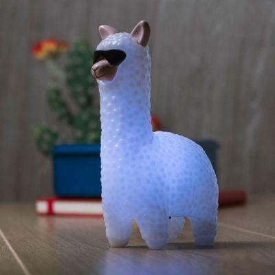 Beleuchtung - LED Stimmungsleuchte Lama