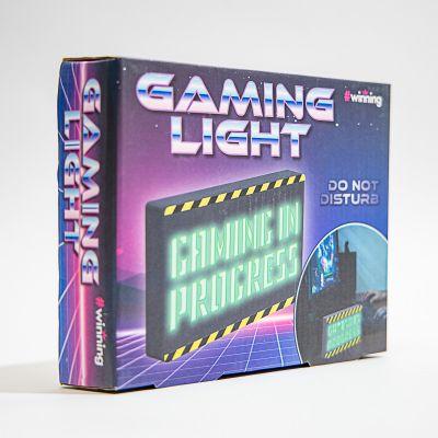 Weihnachtsgeschenke für Freund - Gamer Leuchtbox